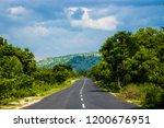 mountains roads daytime forest... | Shutterstock . vector #1200676951