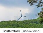mountains roads daytime forest... | Shutterstock . vector #1200677014