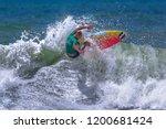 jaco beach  costa rica  october ... | Shutterstock . vector #1200681424
