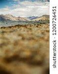 pangong lake in ladakh  north... | Shutterstock . vector #1200726451