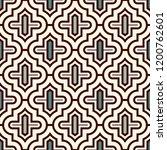 oriental traditional pattern.... | Shutterstock .eps vector #1200762601