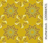 minimalist branches elegant... | Shutterstock .eps vector #1200886921