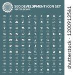 search engine optimisation... | Shutterstock .eps vector #1200913561