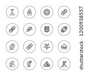 first icon set. collection of... | Shutterstock .eps vector #1200938557