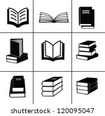 book icon free vector art 28700 free downloads rh vecteezy com book icon vector black and white open book icon vector