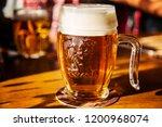 prague  czech republic ...   Shutterstock . vector #1200968074
