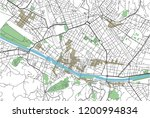 colorful florence vector city... | Shutterstock .eps vector #1200994834