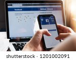 chiang mai  thailand   oct 12 ... | Shutterstock . vector #1201002091
