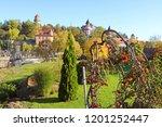 buki  kyiv region  ukraine  ... | Shutterstock . vector #1201252447