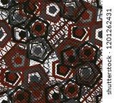 seamless pattern urban design.... | Shutterstock . vector #1201262431