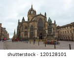 St Giles\' Cathedral Is The...