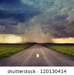 The Road To Storm   Photo...