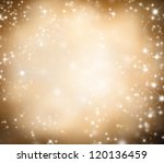 abstract shiny blur christmas... | Shutterstock . vector #120136459