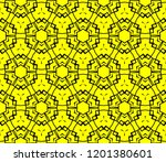 modern seamless geometric... | Shutterstock .eps vector #1201380601