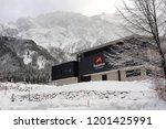 zugspitze seilbahn  germany  ...   Shutterstock . vector #1201425991