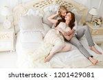outspoken lovestory. date for...   Shutterstock . vector #1201429081
