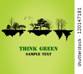 think green | Shutterstock . vector #120147181
