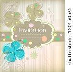beautiful card for invitation