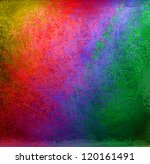 Abstract Colorful Background ...