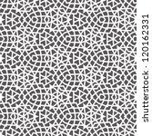 vector seamless grey abstract... | Shutterstock .eps vector #120162331