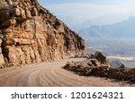 Scenic Desert Road Surrounded...