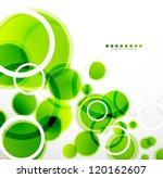 abstract shapes vector...