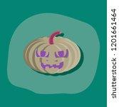 paper sticker on stylish...   Shutterstock .eps vector #1201661464