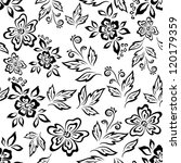 seamless floral background ...   Shutterstock .eps vector #120179359