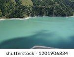 lake kezenoy am in caucasus... | Shutterstock . vector #1201906834