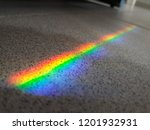 roygbiv... the rainbow colours... | Shutterstock . vector #1201932931