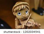 Wood Toy Pinocchio