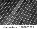 abstract background. monochrome ... | Shutterstock . vector #1202059321