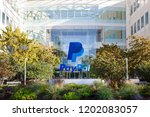 Small photo of SAN JOSE, CALIFORNIA / USA - October 10, 2018: Exterior view of PayPal headquarters in Silicon Valley. PayPal Holdings, Inc. is an American company operating a worldwide online payments system