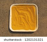 sun drying fresh organic... | Shutterstock . vector #1202131321