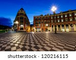 Place Massena In The Early...