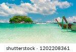 beautiful amazing nature scenic ... | Shutterstock . vector #1202208361