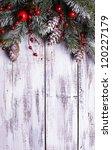 Christmas Border Design With...