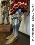 bran  transylvania romania  ... | Shutterstock . vector #1202276764