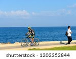 tel aviv  israel   october 13 ... | Shutterstock . vector #1202352844