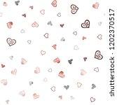 dark red vector seamless... | Shutterstock .eps vector #1202370517
