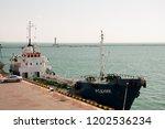 odessa  south of ukraine  the...   Shutterstock . vector #1202536234