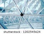 blur building structures... | Shutterstock . vector #1202545624