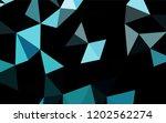 light blue vector blurry... | Shutterstock .eps vector #1202562274
