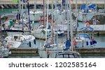 italy  sicily  mediterranean...   Shutterstock . vector #1202585164