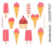 vector illustration for natural ... | Shutterstock .eps vector #1202597527