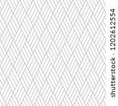 black and white rhombuses... | Shutterstock .eps vector #1202612554