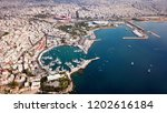 aerial drone bird's eye view...   Shutterstock . vector #1202616184