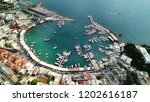aerial drone bird's eye view...   Shutterstock . vector #1202616187