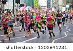 london  uk   april 23  2017 ... | Shutterstock . vector #1202641231