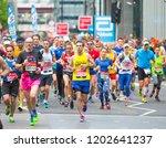 london  uk   april 23  2017 ... | Shutterstock . vector #1202641237